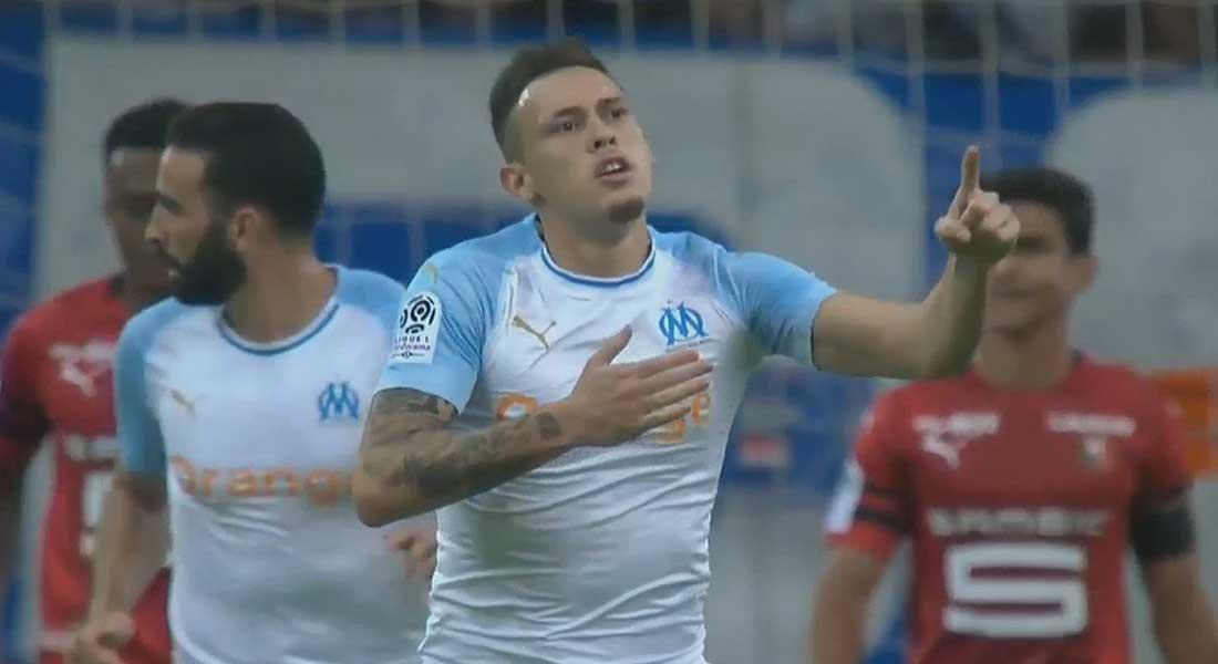 Ligue 1 : Marseille 2 – Rennes 2, bon retour des phocéens en deuxième période, vidéo