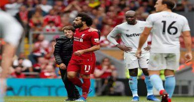 Premier League : Liverpool 4 – West Ham United 0, les reds annoncent la couleur, vidéo