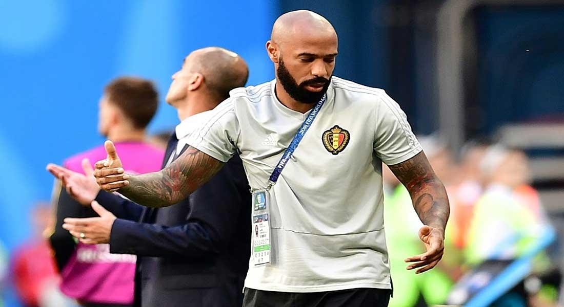 Bordeaux :  Thierry Henry proche d'entraîner le club