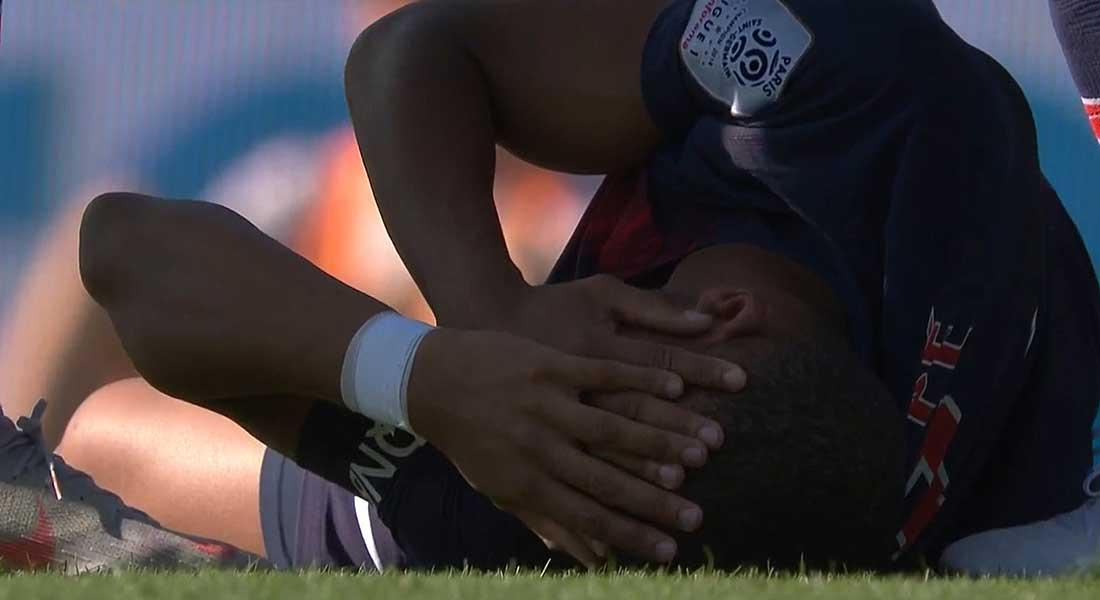 Ligue 1: Nîmes 2 – Paris SG 4, Mbappé voit rouge , vidéo