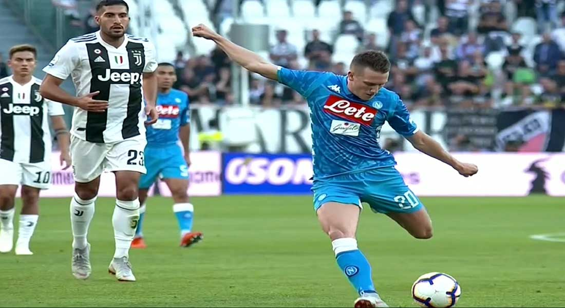 Calcio : Juventus 3 – Naples 1 , les Bianconeris prennent le large, vidéo