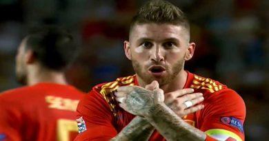 Real Madrid : Ramos promet des poursuites contre les médias