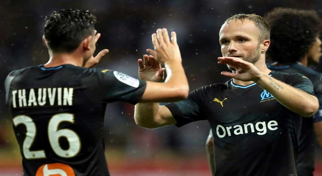 Ligue 1: Thauvin et Germain sauvent Rami et offrent la victoire face à Monaco