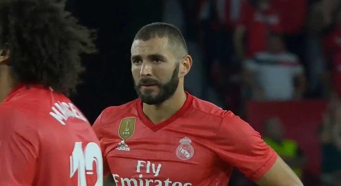 """Benzema : """"Monsieur Le Graët, je vous demande de m'oublier et de me laisser tranquille svp"""""""