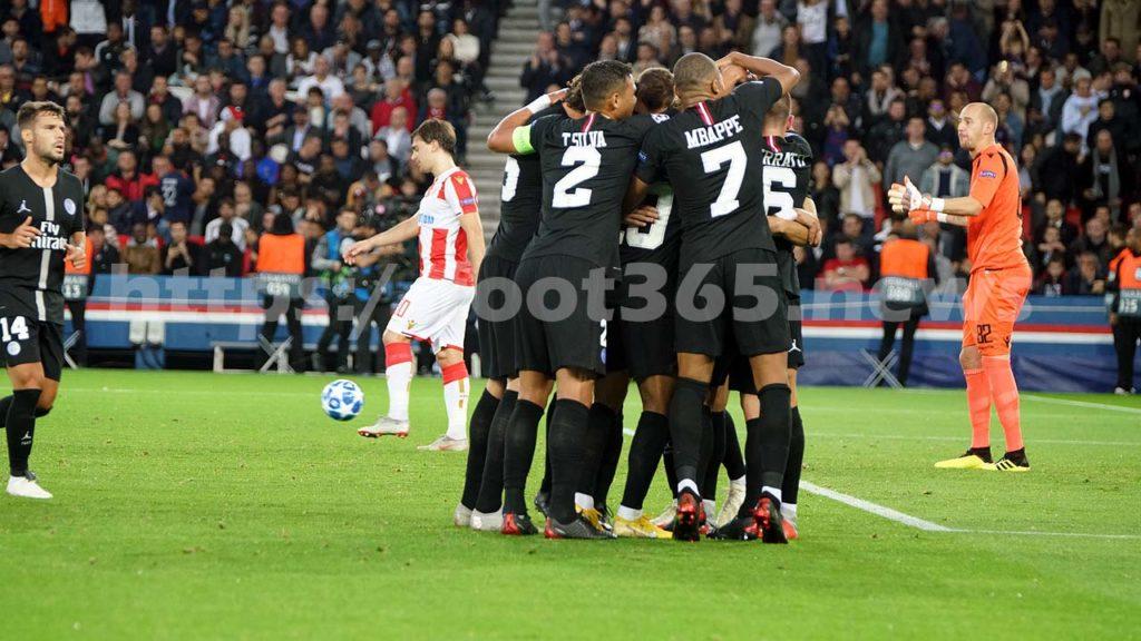 Ligue 1 : PSG 3 – Nîmes 0