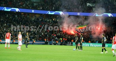 PSG-Etoile Rouge: l'UEFA va enquêter sur les incidents