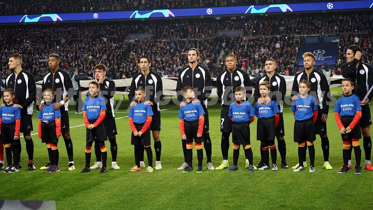 Amical : le Paris SG domine le Dynamo Dresde 6-1
