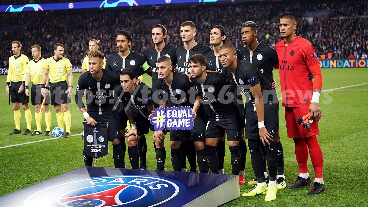 Ligue 1 Conforama : Le Paris SG bat Lille 2/1 avant le choc de Mardi face à Naples, vidéo