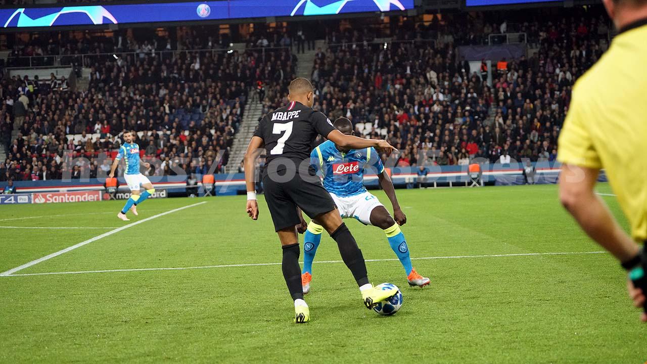 Ligue 1  : PSG – Nîmes (3-0) , le magnifique but de Mbappé