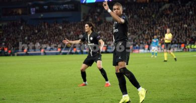 C1: le Paris SG confirme le forfait de Mbappé et Cavani face au Real Madrid