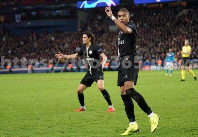 Ligue  Conforama : Monaco 0 – Paris SG 4 , avec un triplé de Cavani, vidéo