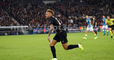 Neymar suspendu lors des trois prochains matches de Ligue des Champions