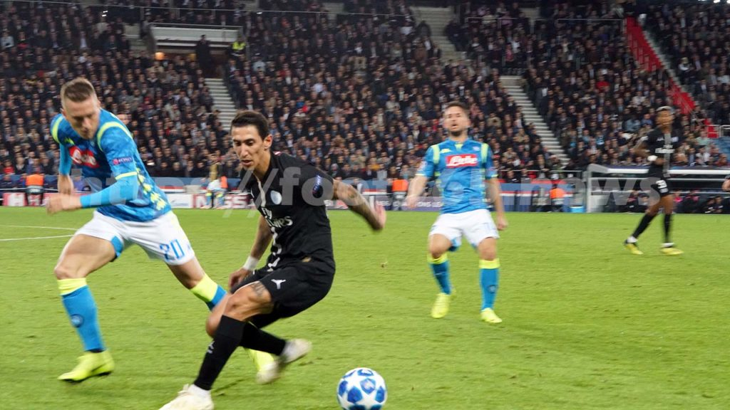 Ligue 1 :  Paris SG 4 – O Marseille 0