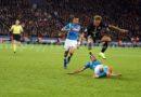Les 100  images du match PSG – Naples