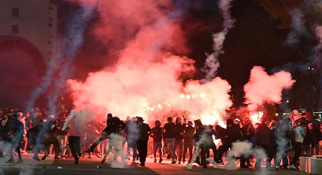 Ligue Europa: Pas de supporters de Marseille au stade à Rome