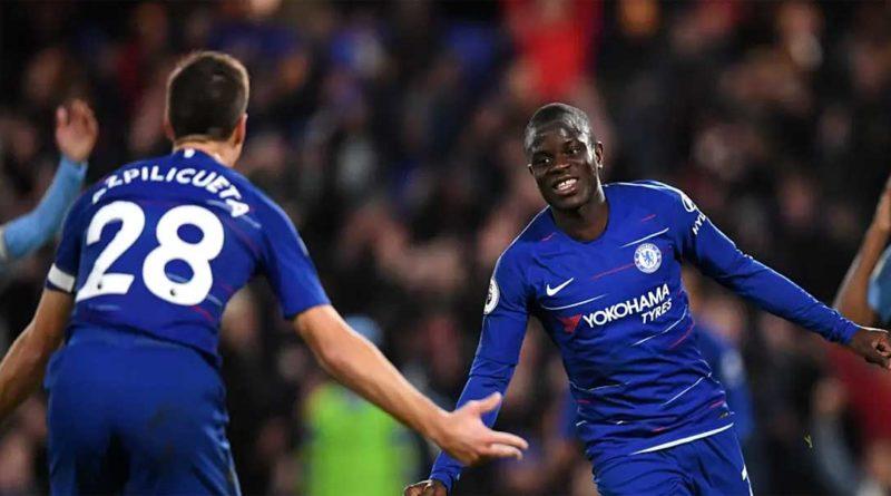 Premier League : Chelsea – Manchester City (2-0), les Citizens perdent la place de leader, vidéo