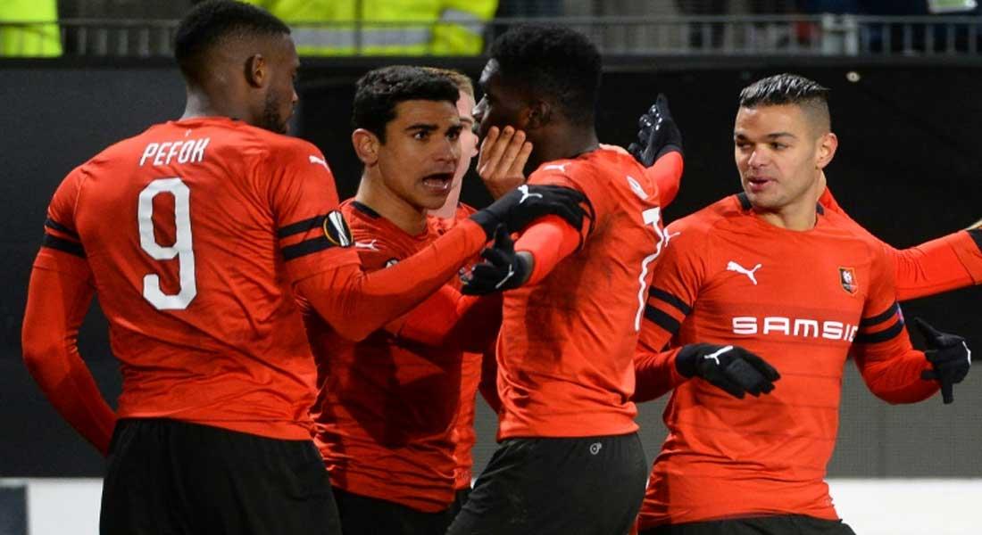 Ligue Europa: Rennes franchit le cap, Bordeaux échoue, Marseille coule,