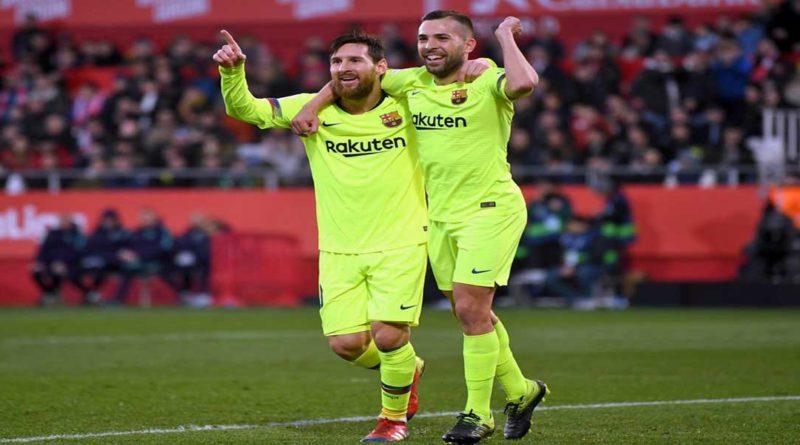 Liga : L'Atlético s'incline à domicile face au FC Barcelone sur un but de Messi, vidéo