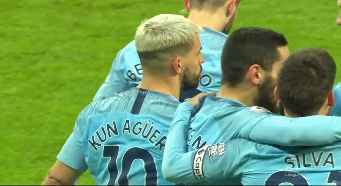 PL : Manchester City bat Arsenal 3-1, et garde contact avec Liverpool, vidéo