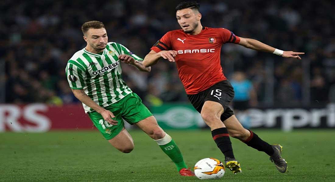 Ligue Europa :  Rennes s'offre le Betis de Seville et assure sa présence aux huitièmes