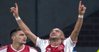 Ligue des champions : Ajax Amsterdam 1 – Real Madrid 2, quel match de l'Ajax !, vidéo