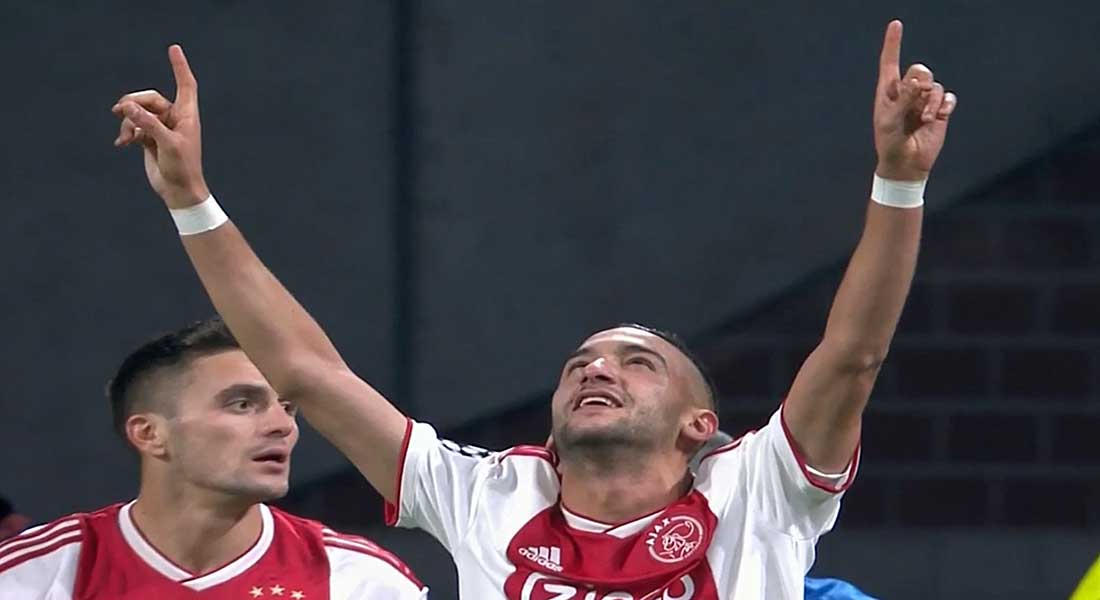 Ligue des champions : Ajax Amsterdam 1 – Real Madrid 2, quel match de l'Ajax !, vidéo