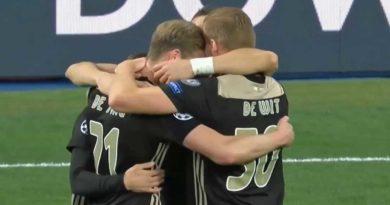 8 eme de finale de la ligue des champions : Le Real Madrid quitte la compétition après sa défaite face à l'Ajax Amsterdam 4-1, vidéo