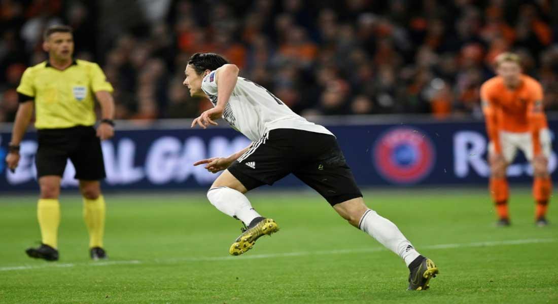 Euro 2020 : L'Allemagne s'impose face au Pays Bas (3-2) à Amsterdam même, vidéo
