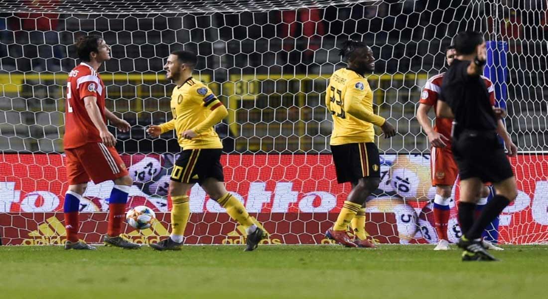Chelsea: Hazard veut gagner la ligue Europa avant de rejoindre le Real Madrid