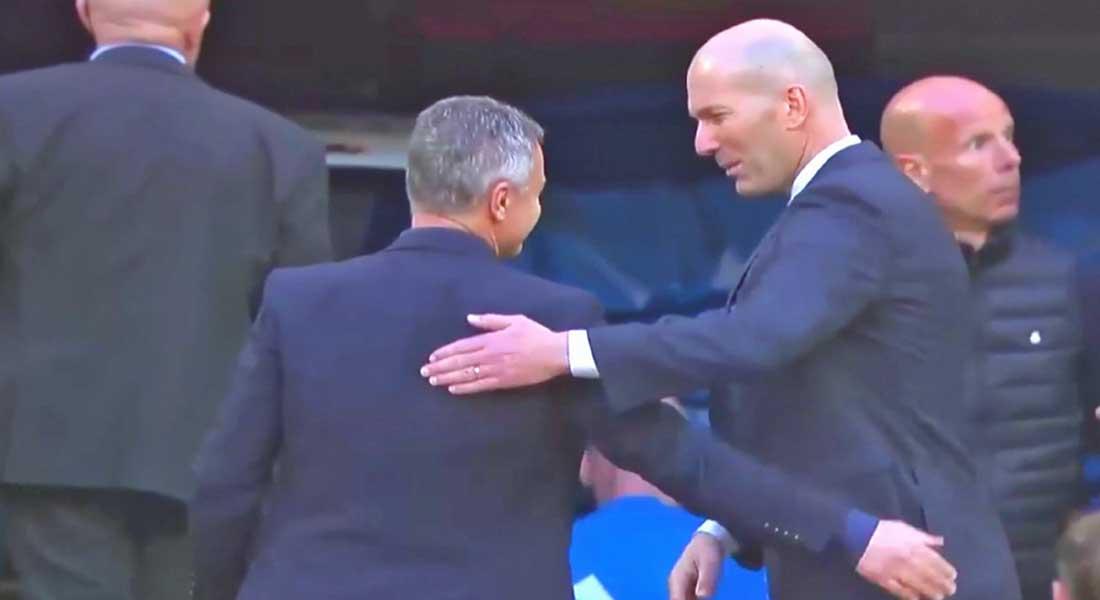 Zidane solidaire avec Valverde, très critiqué suite au fiasco face à un Liverpool amoindri
