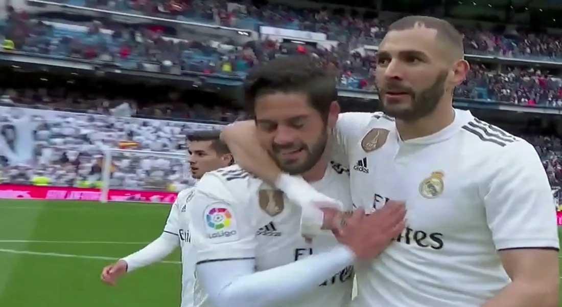 C1 Vidéo : Real Madrid  – Inter Milan (3-2), le plus important c'est les 3 points