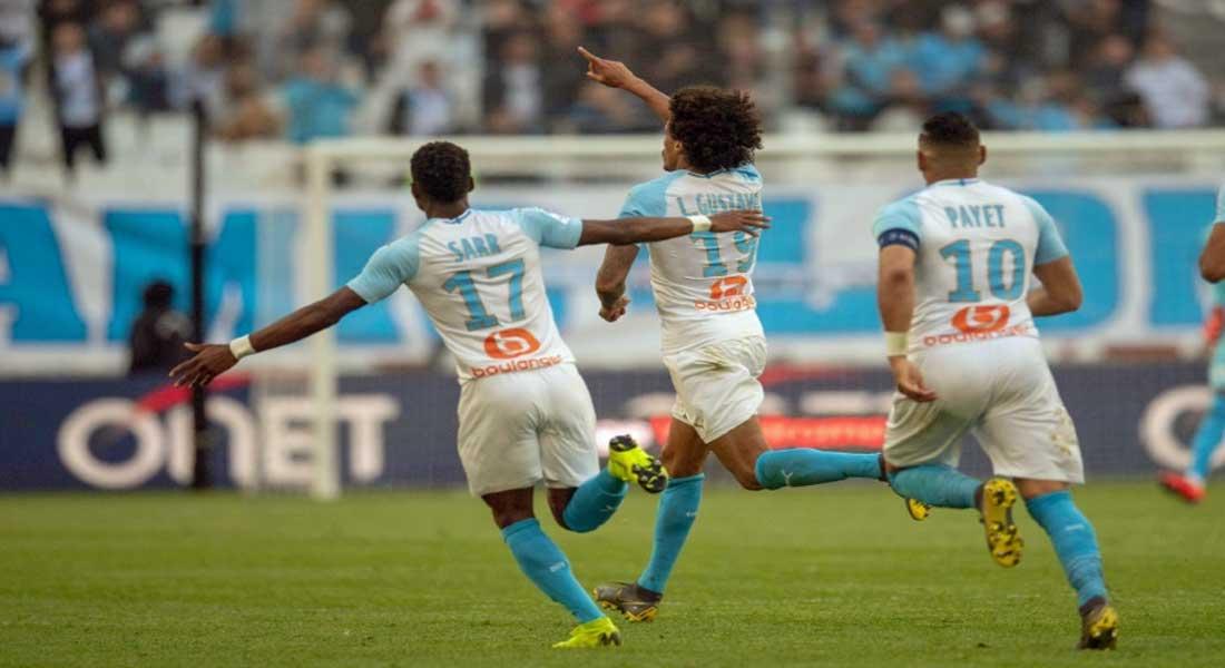 Ligue 1: Marseille se relance, Monaco cale