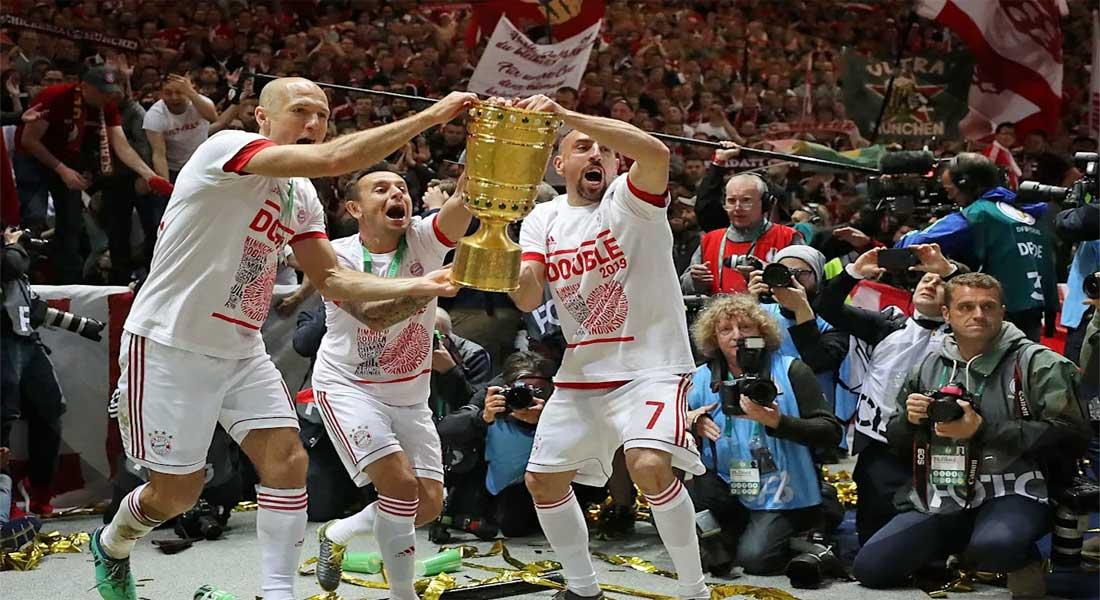 Allemagne: le Bayern de Munich gagne à Dortmund et s'ouvre la voie du titre