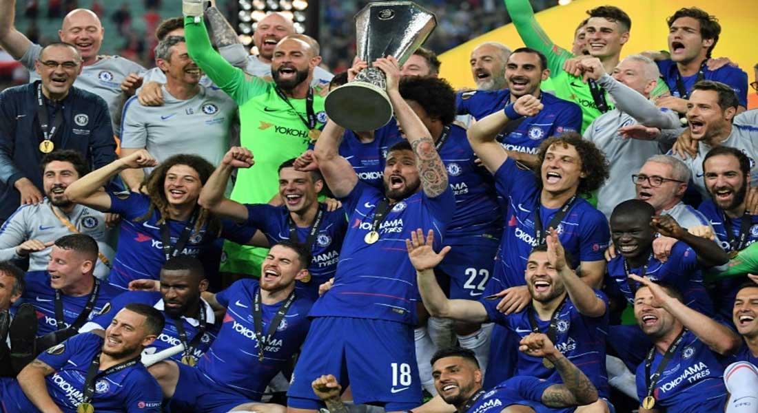 Finale Ligue Europa : Chelsea 4 – Arsenal 1, Merci Hazard , vidéo
