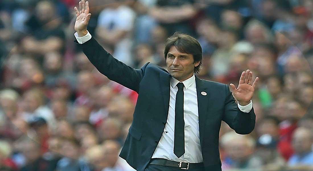Calcio : Antonio Conte nommé entraîneur de l'Inter Milan