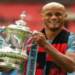 Vincent Kompany quitte Manchester City