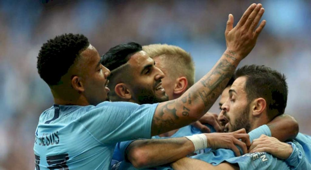 Real Madrid 1 – Manchester City 2
