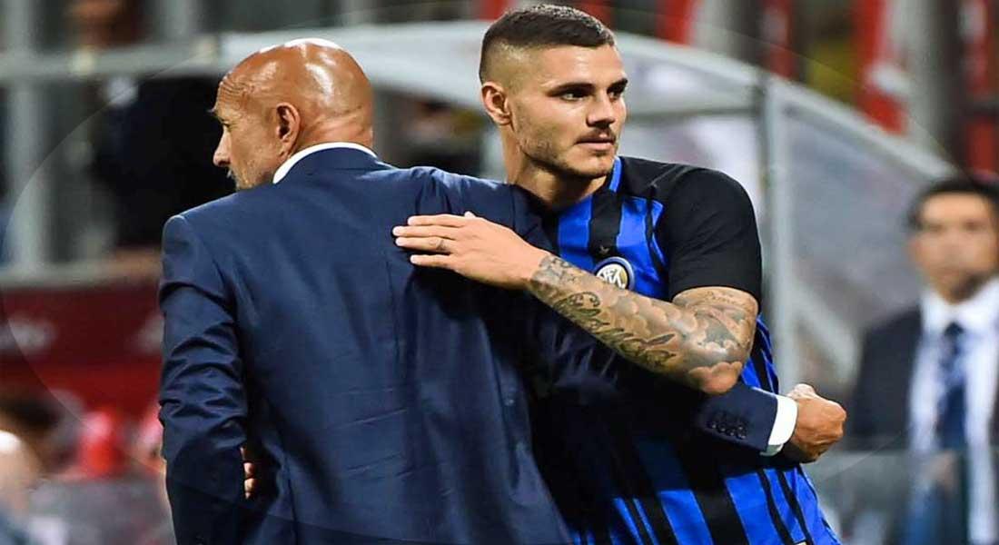 L'Inter Milan arrache son billet pour la C1, et se sépare de son entraîneur Luciano Spalletti