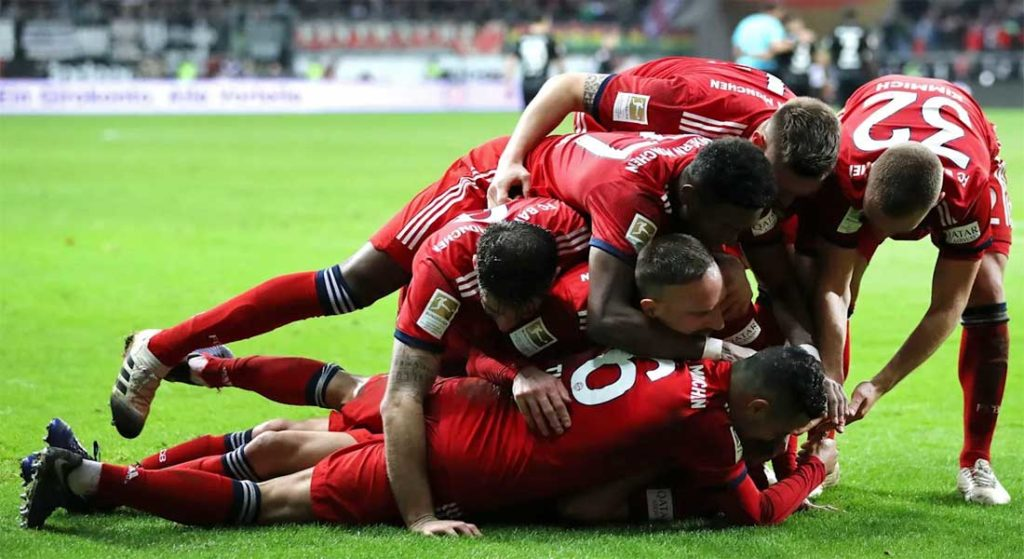 Bundesliga : Bayern Munich 2 – Hertha Berlin 2