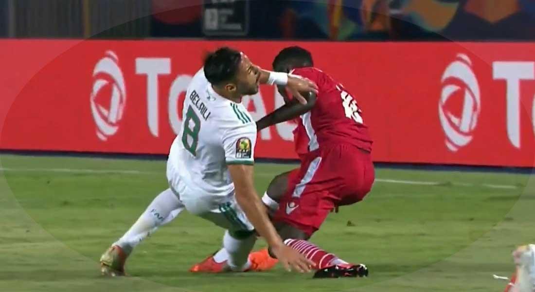 CAN 2019: l'Algérie bat le Kenya 2-0 , vidéo