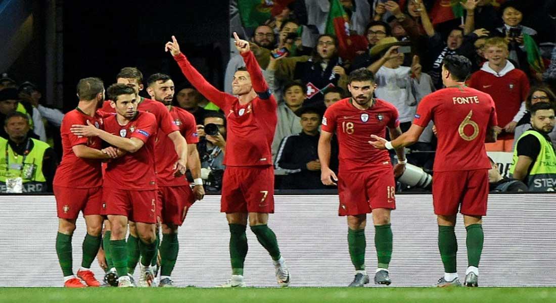 Euro-2020: le Portugal étrille la Lituanie, Ronaldo puissance 3