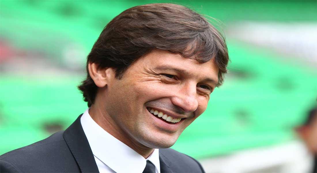 Leonardo nommé comme directeur sportif du Paris SG