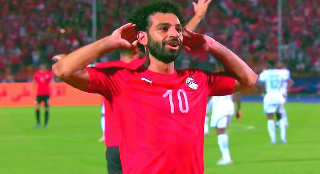 CAN 2019 : L'Egypte le RD Congo 2-0 et assure sa présence en huitièmes, vidéo