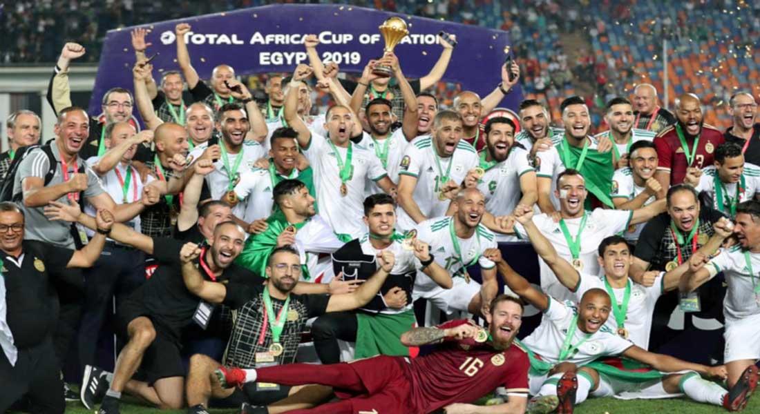 Finale CAN 2019 : L'Algérie bat le Sénégal 1-0 et s'offre sa 2e étoile, vidéo