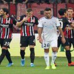 Ligue Europa: Strasbourg battu et éliminé par Francfort