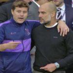 Premier League : Manchester City stoppé poar Tottenham 2-2, vidéo