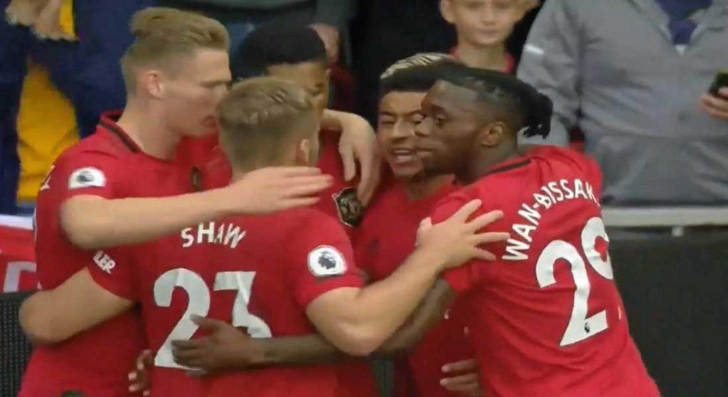 PL : Manchester United 4 – Chelsea 0