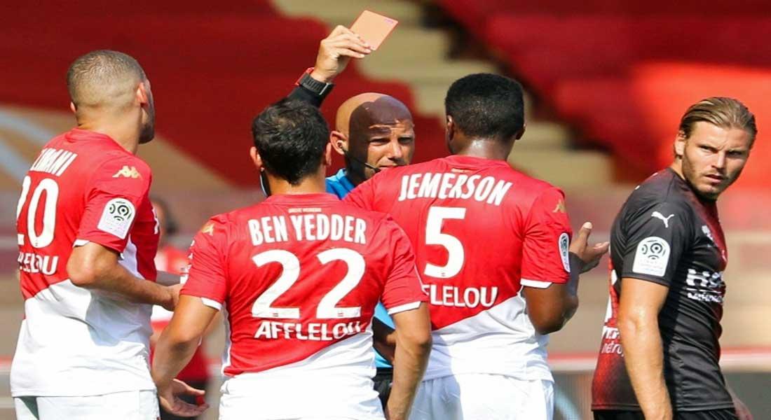 Ligue 1 : Monaco bat Nice 3-1 et s'offre sa première victoire de la saison, vidéo