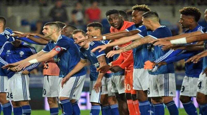 Ligue Europa: Strasbourg bat Franckfort 1-0 et peut espérer accéder à la phase des poules