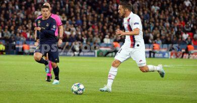 C1 : Les images du match PSG – Real Madrid – galerie 2